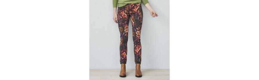 pantalons pantacourts shorts femme, éthiques et écologiques