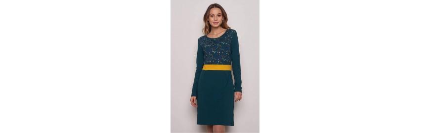 robes tuniques jupes femmes écologiques et éthiques