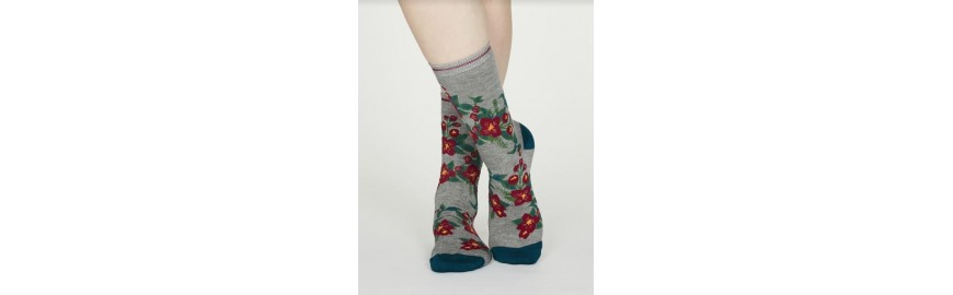 chaussettes et collants femmes. Mode éthique