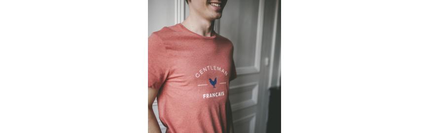 Tee-Shirts pour hommes éthiques et écologiques