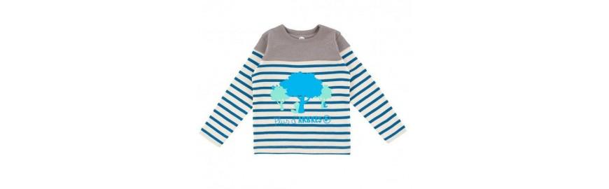 Tee-Shirt, Sweats enfants éthiques et écologiques