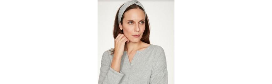 Chapeaux, bandeaux et chouchous écologiques